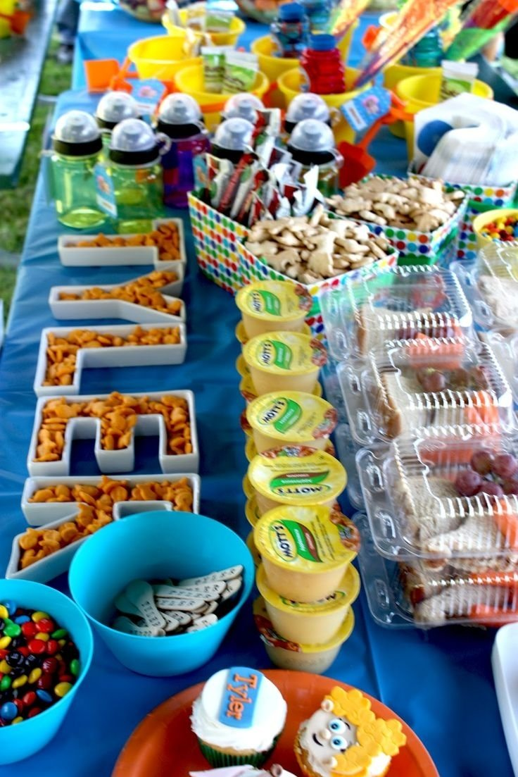 10 Trendy Bubble Guppies Birthday Party Food Ideas 77 best bubble guppies party images on pinterest guppy birthday