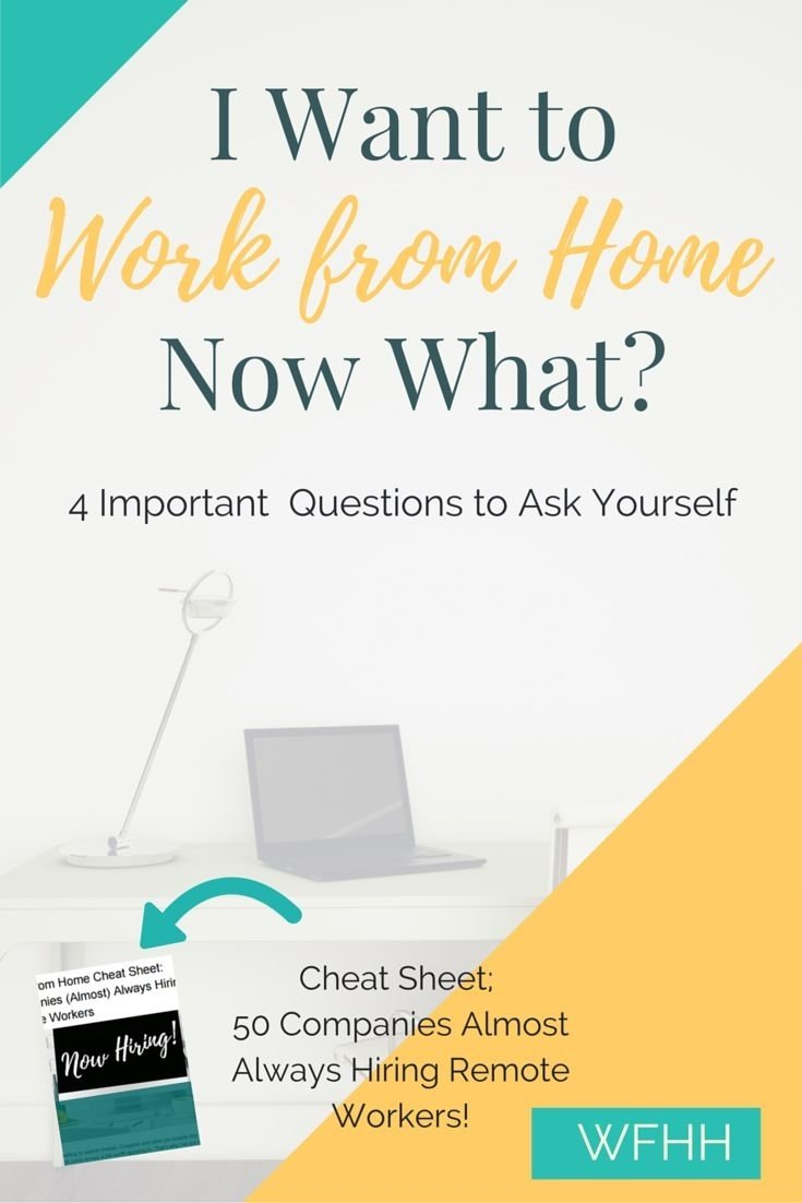 10 Pretty Work From Home Job Ideas