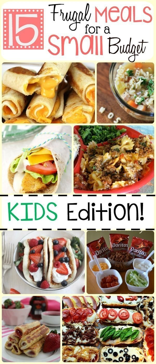 10 Fabulous Cheap Meal Ideas For Families 786 best budget recipes images on pinterest recipes cooking food 2021
