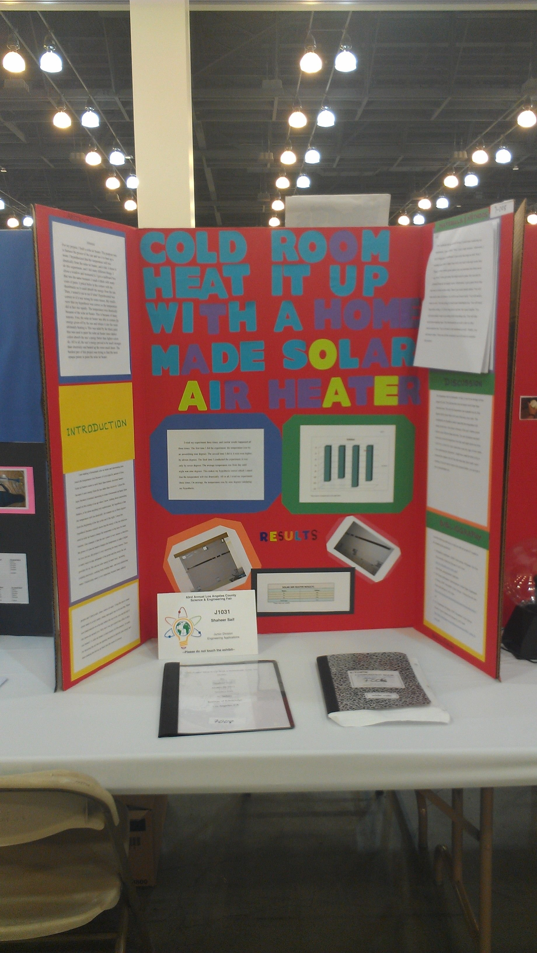 10 Stunning Testable Science Fair Project Ideas 7th grade science fair project on a solar heater built and designed 1 2020