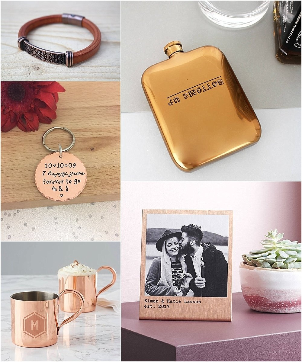 10 Stunning Copper Gift Ideas For Her 7th wedding anniversary gift ideas wool and copper gift ideas