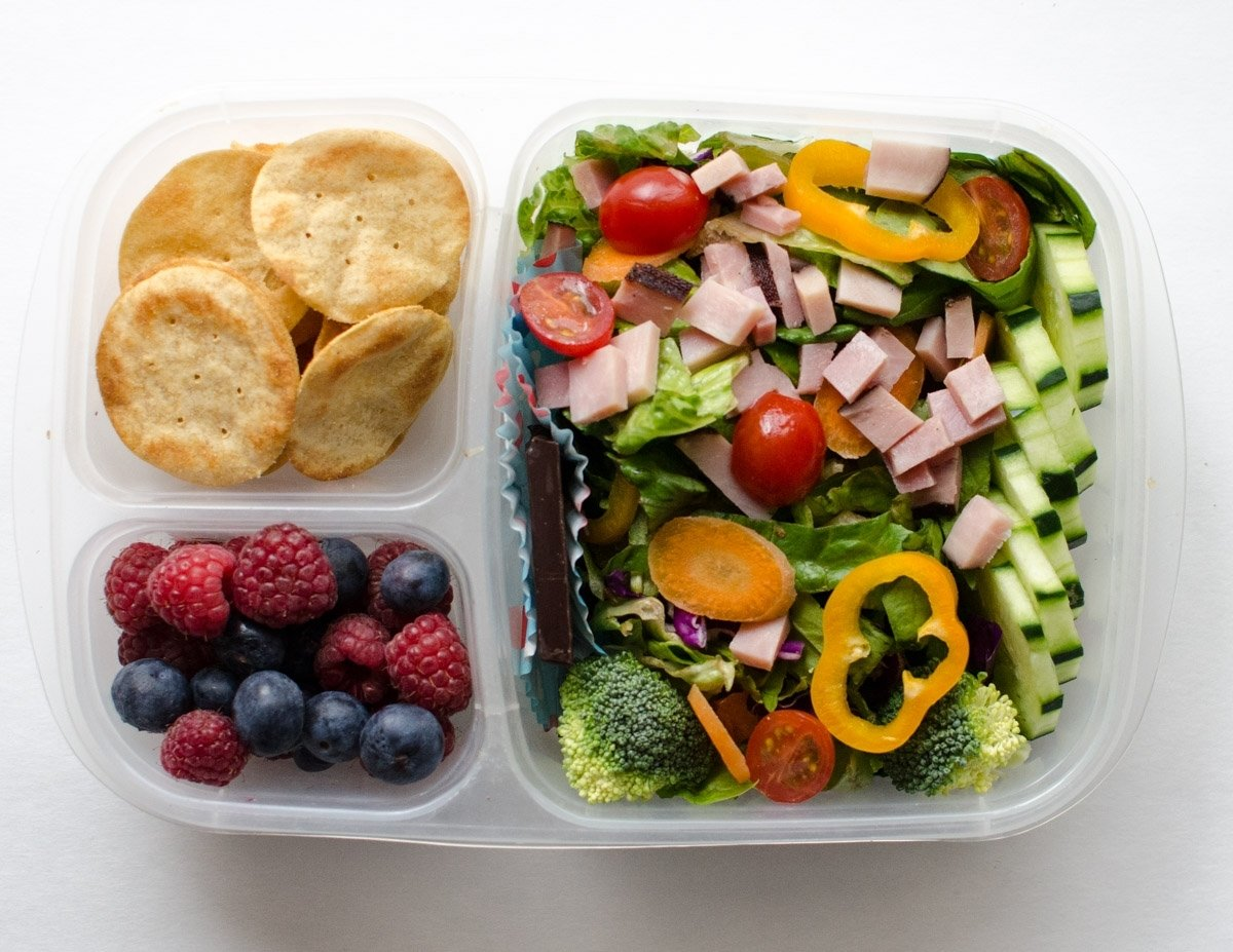 10 Most Popular Bento Lunch Ideas For Adults 8 adult lunch box ideas bless this mess 4 2020