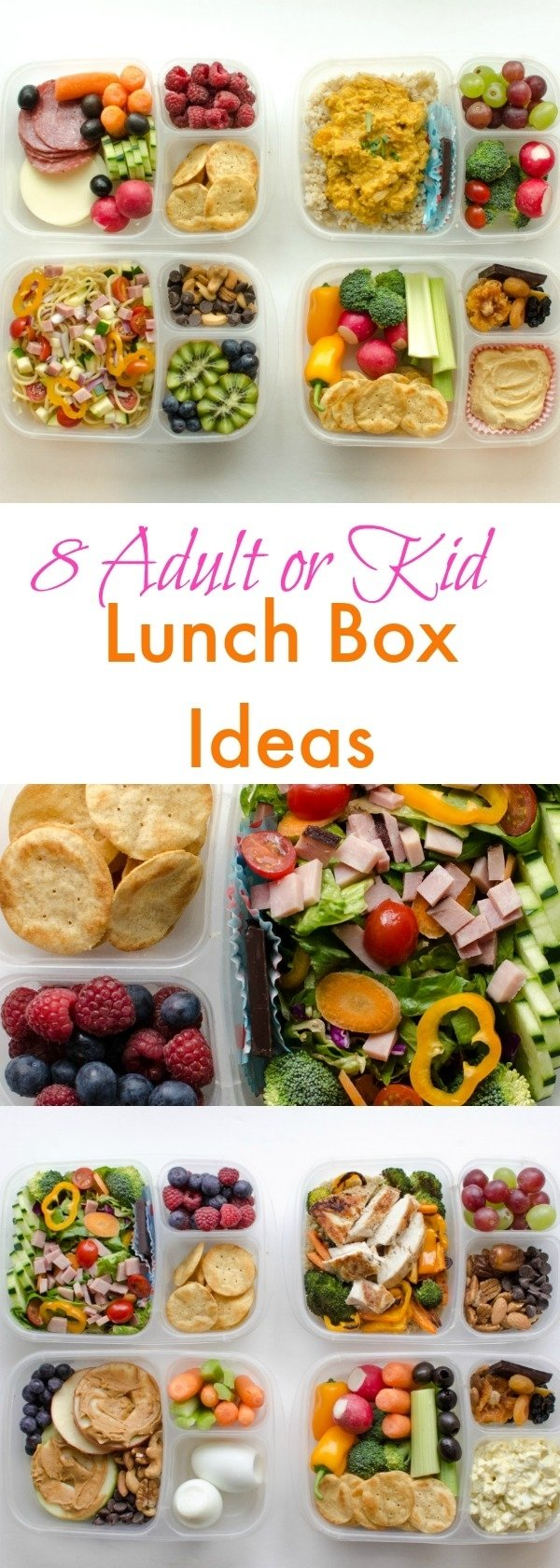 10 Stylish Simple Lunch Ideas For Work 8 adult lunch box ideas bless this mess 5 2021