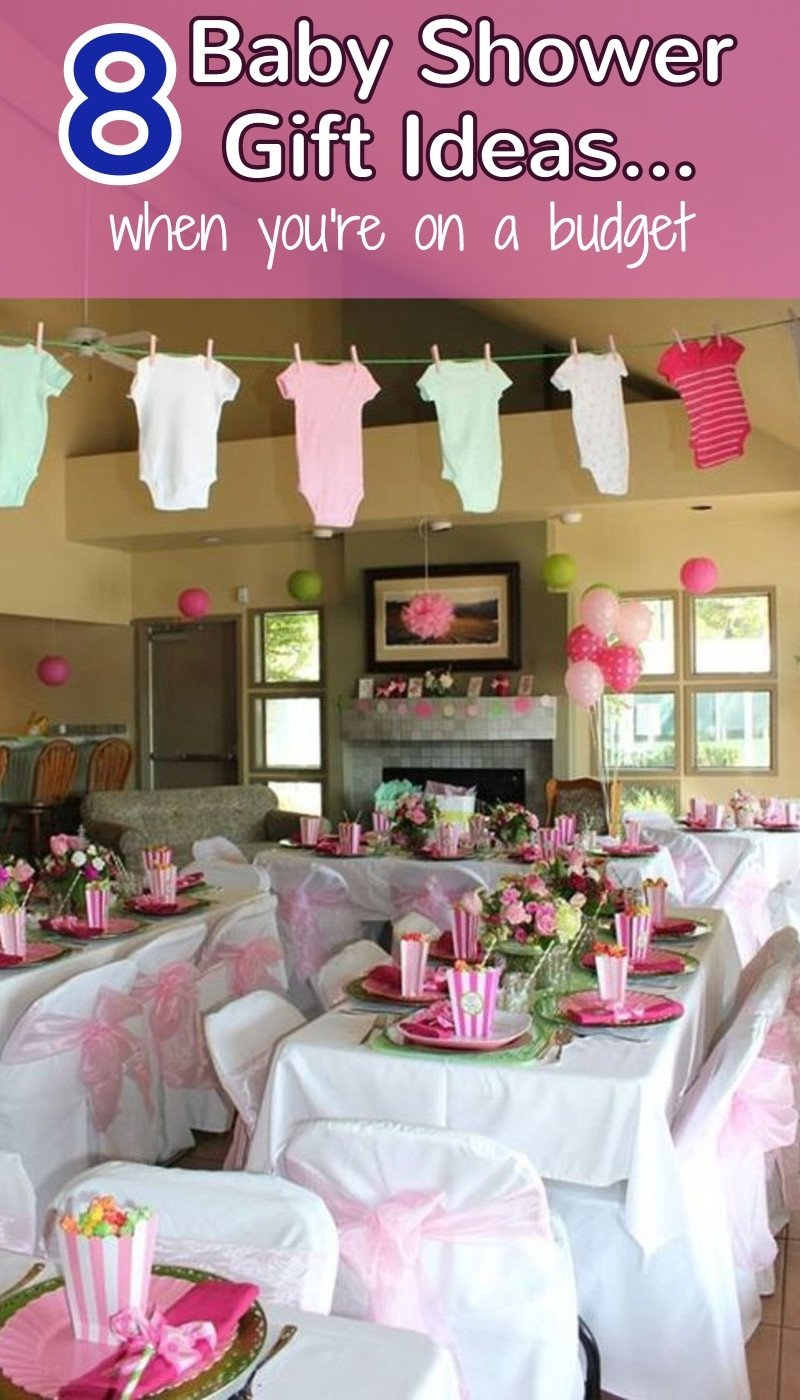 10 Attractive Cheap Ideas For Baby Shower 8 affordable cheap baby shower gift ideas for those on a budget 5