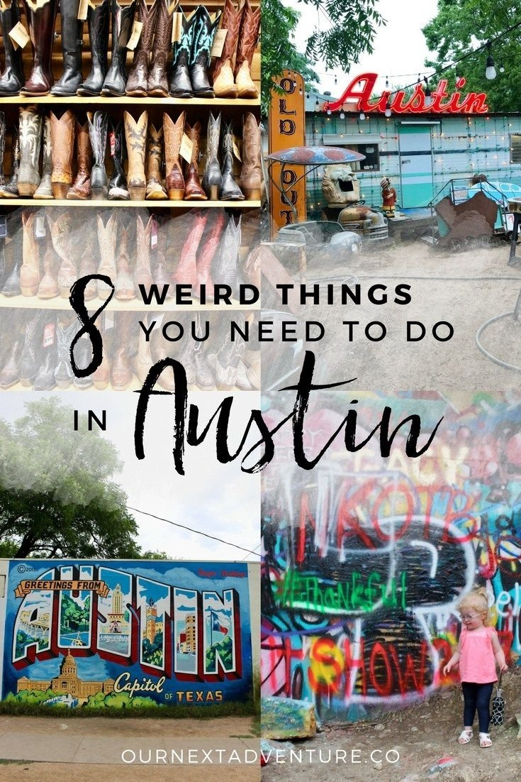 10 Attractive Spring Break Ideas In Texas 8 awesomely weird things to do in austin weird things austin 2021