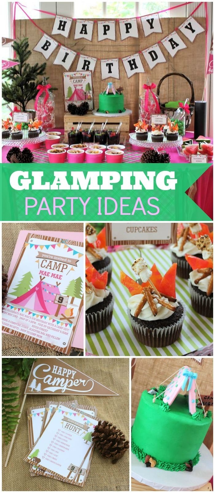 10 Amazing 8 Year Old Slumber Party Ideas 8 best ellas 9th birthday images on pinterest pajama party 2020