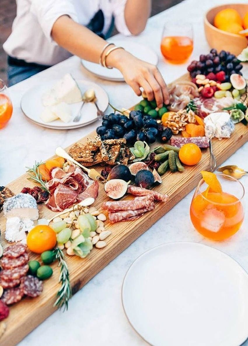 10 Stunning Dinner Party Menu Ideas For 8 8 decor ideas to kick start your outdoor dinner party recettes 2020