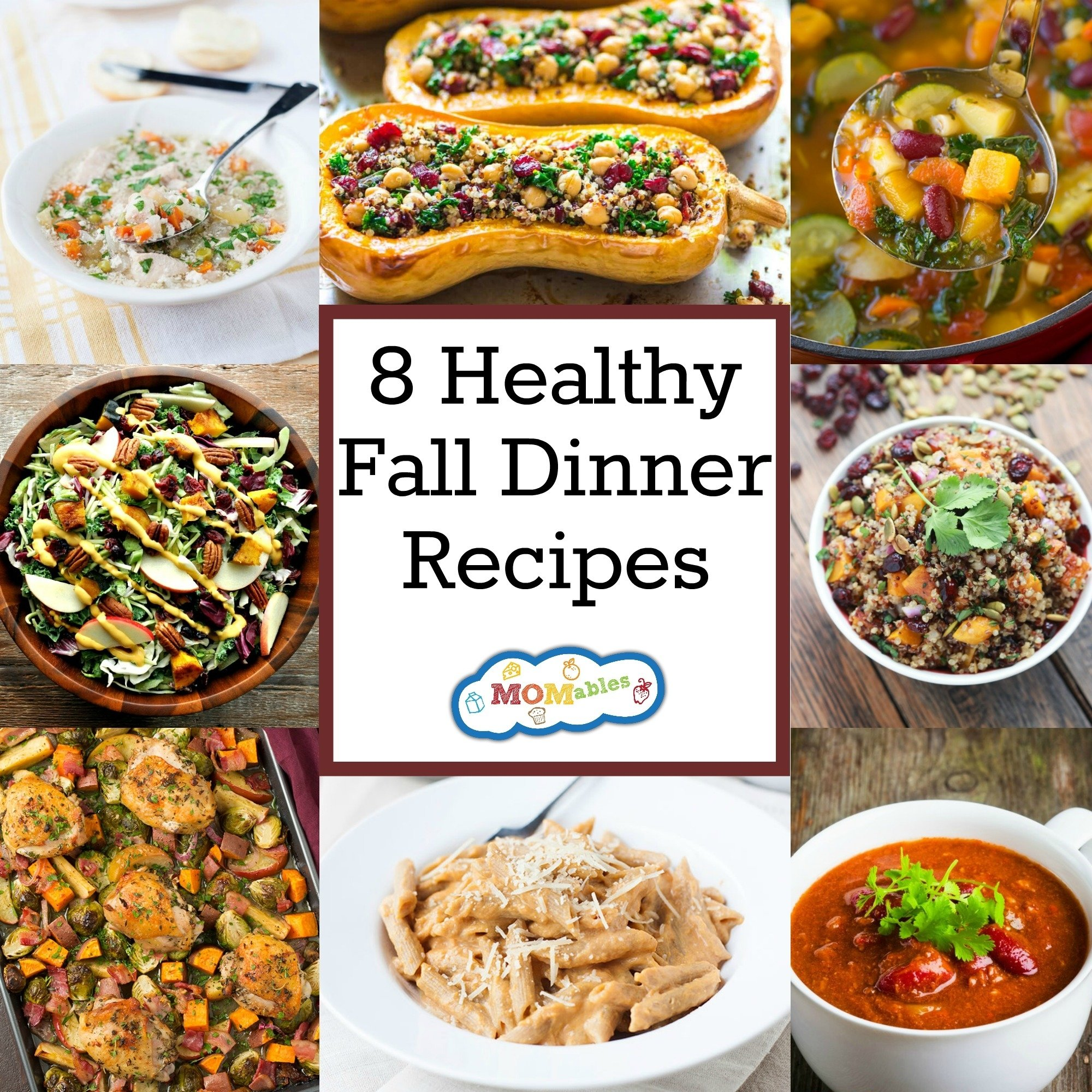 10 Awesome Luncheon Ideas For A Crowd 8 healthy fall dinner recipes momables good food plan on it 9 2020