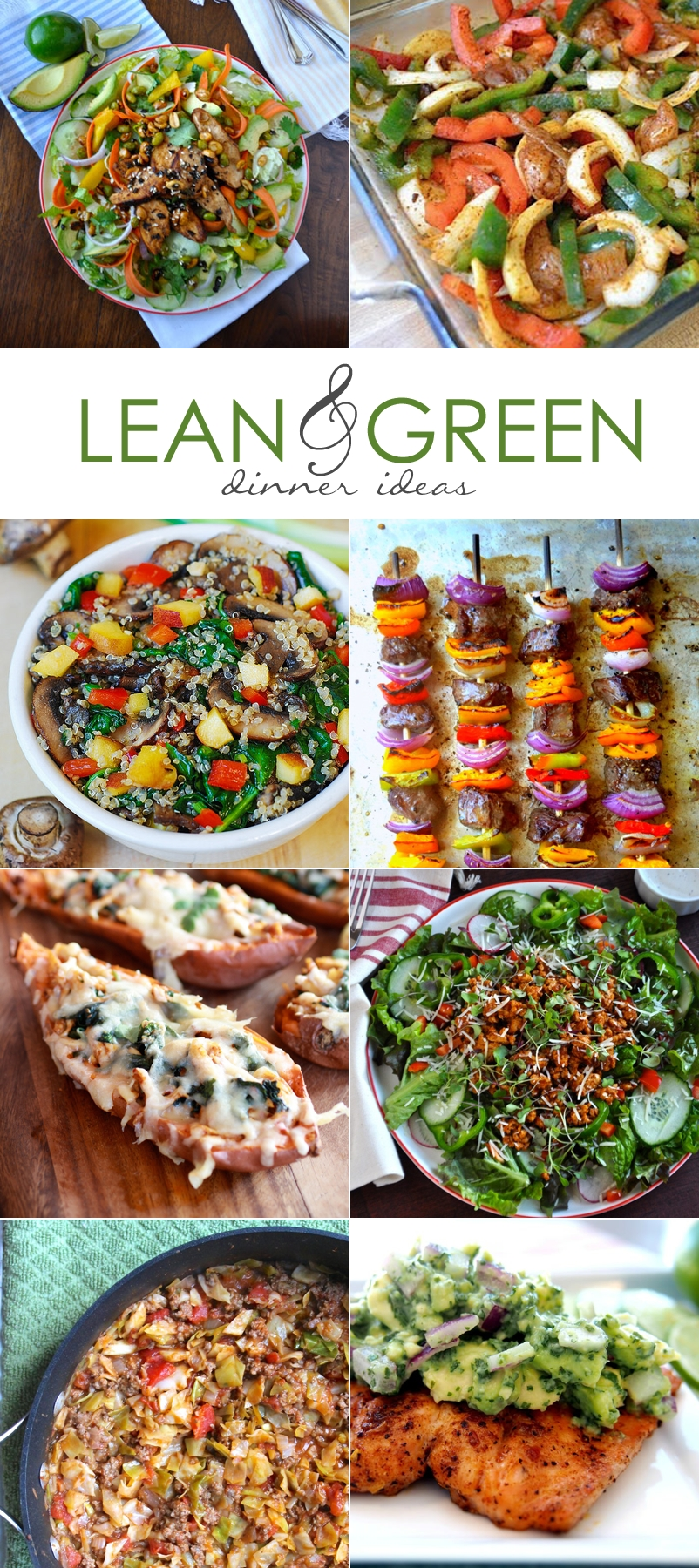 10 Trendy Medifast Lean And Green Meal Ideas 8 lean green dinner ideas healthier options for the family our 1 2021