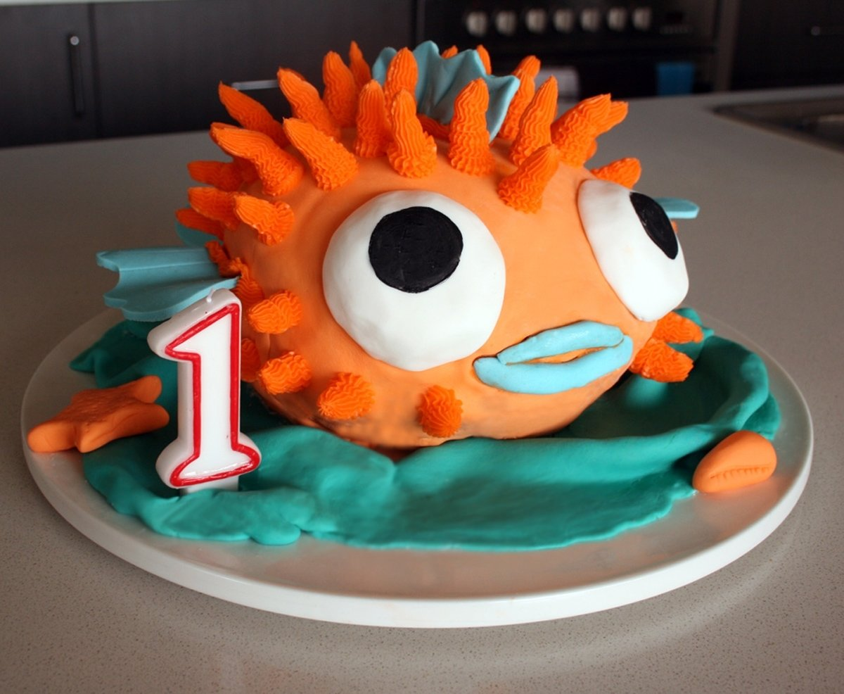 10 Great 4 Year Old Birthday Cake Ideas