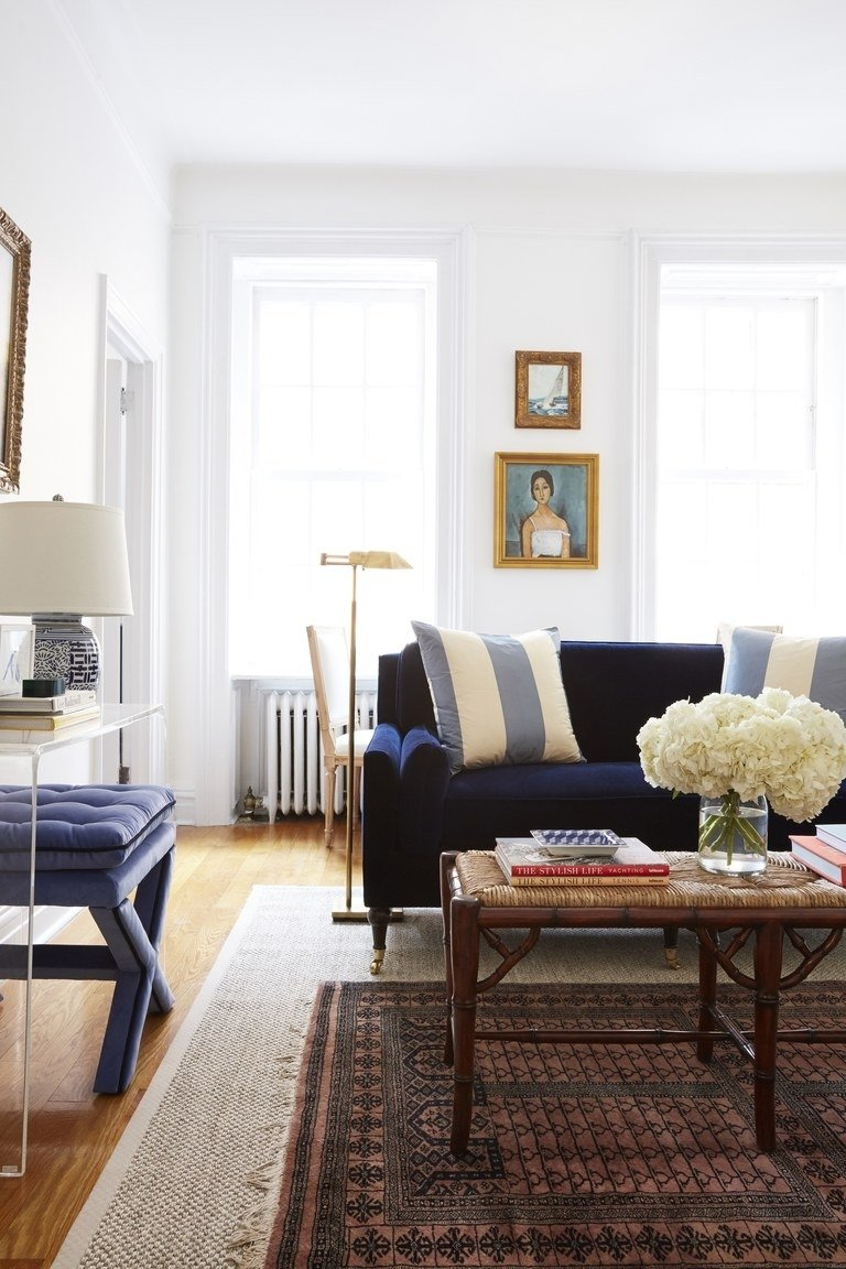 10 Cute Furniture Ideas For Small Living Rooms 8 small living room ideas that will maximize your space 3 2020