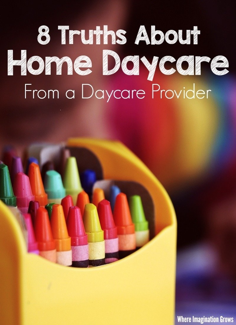 10 Wonderful Gift Ideas For Daycare Provider 8 truths about home daycare from a provider where imagination grows 1 2020
