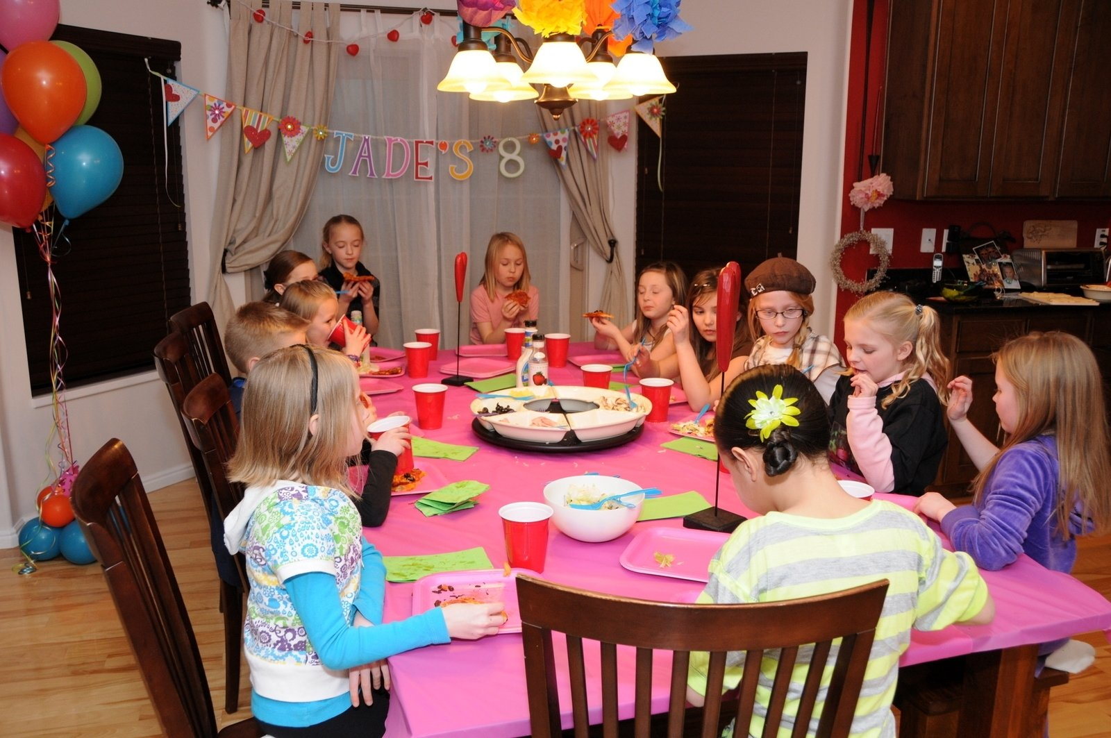10 Elegant Four Year Old Birthday Party Ideas 8 year old birthday party the family trifecta 5 2020