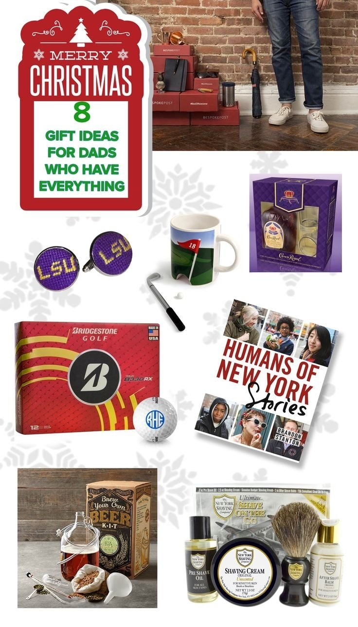10 Wonderful Gift Ideas For Dads Who Have Everything 80 best gift ideas images on pinterest gift ideas best gift ideas 1 2020