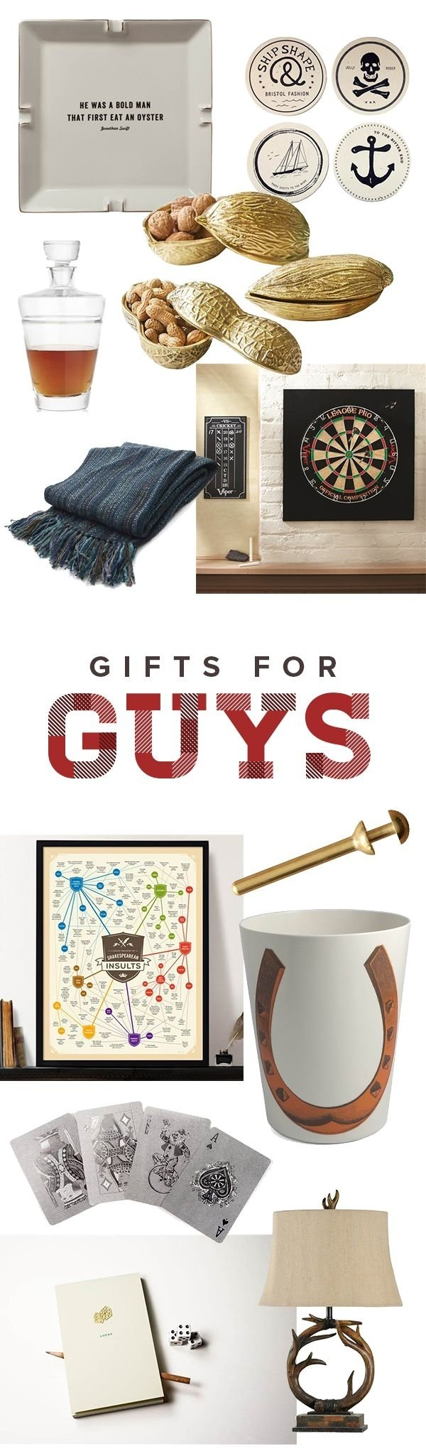 10 Most Recommended Creative Gift Ideas For Men 80 best gift ideas images on pinterest gift ideas best gift ideas 5 2020