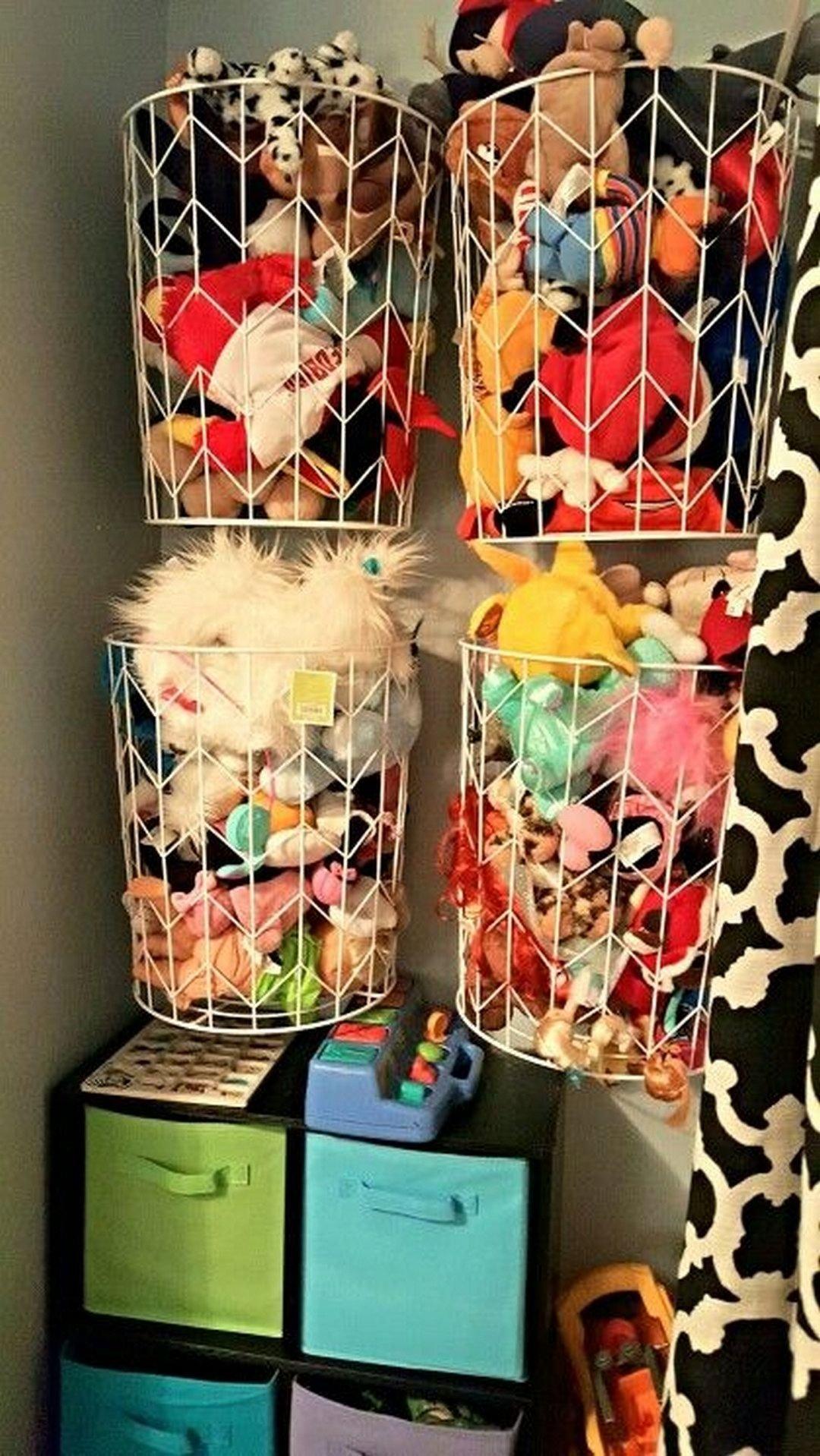 10 Spectacular Ideas For Stuffed Animal Storage 80 creative stuffed animals storage ideas creative toy storage 2021