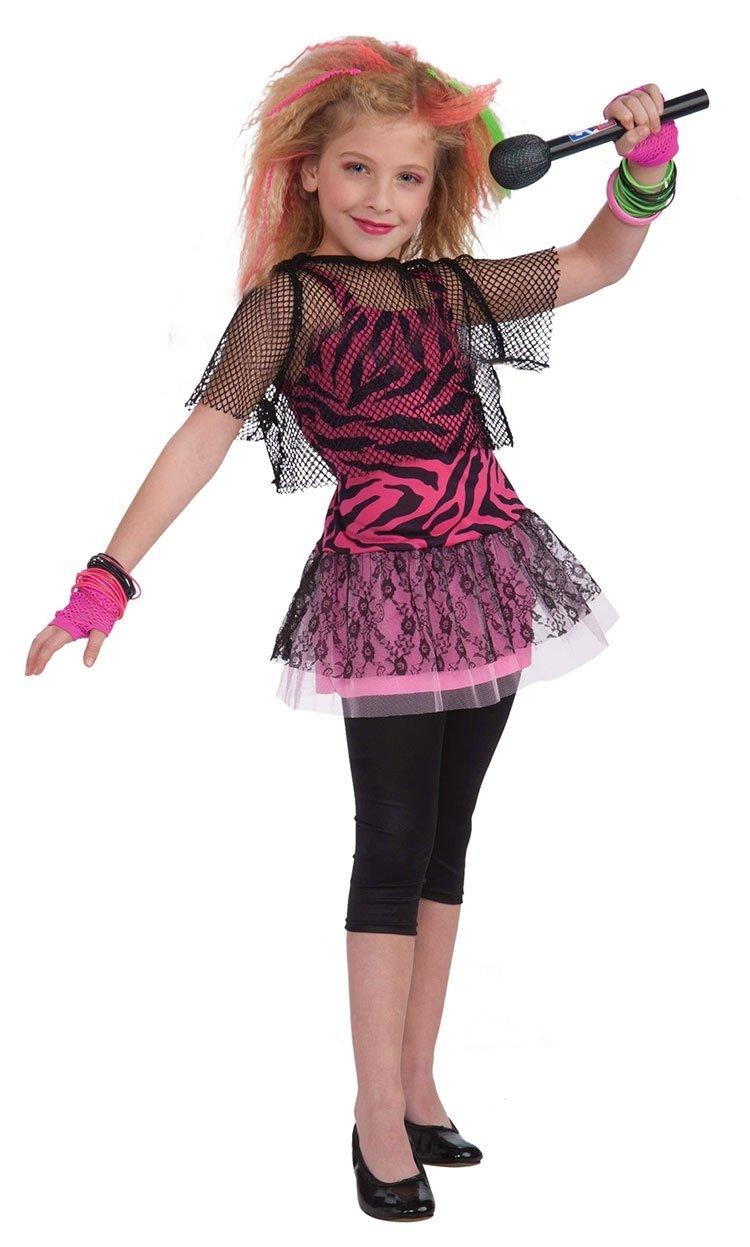 80's rock star girls costume (idea for kira) | halloween | pinterest
