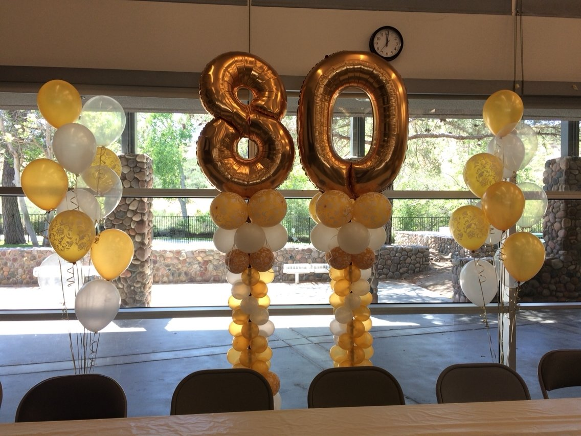 10 Fantastic Ideas For 80Th Birthday Party 80th birthday pinteres 4
