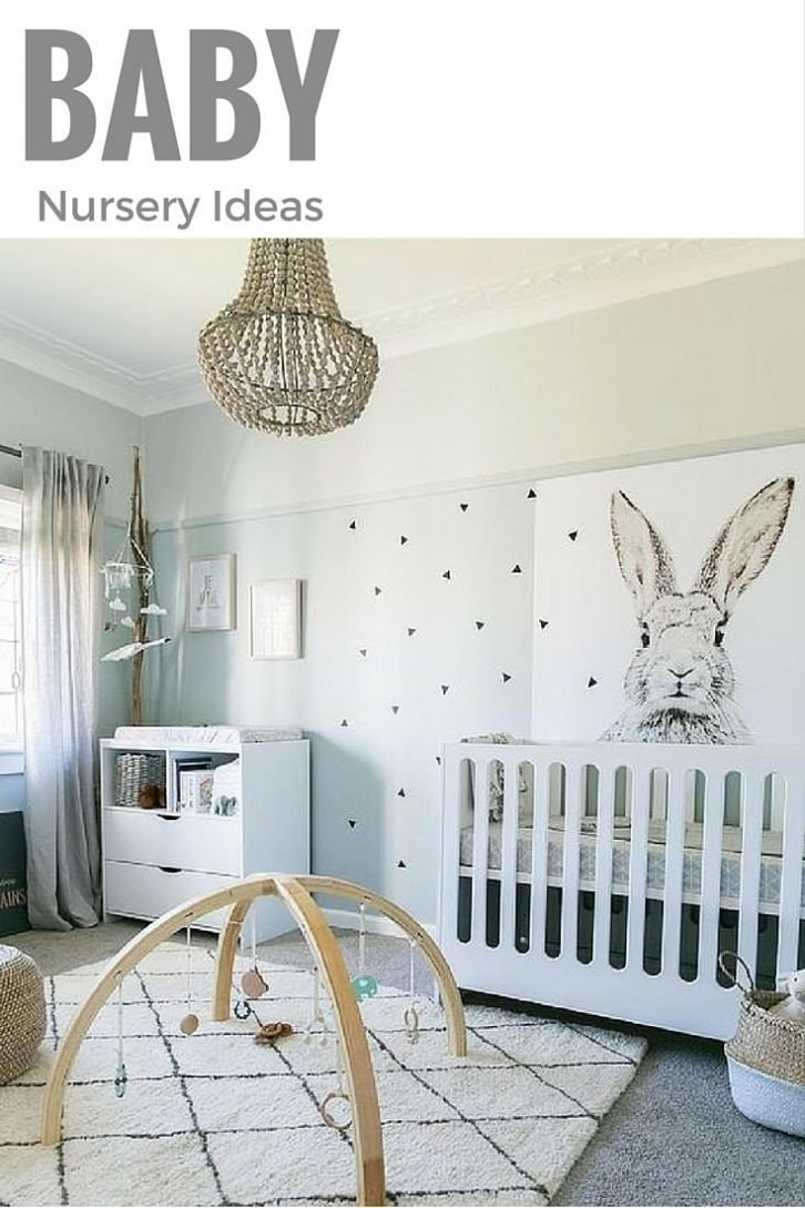 10 unique baby room decorating ideas on a budget