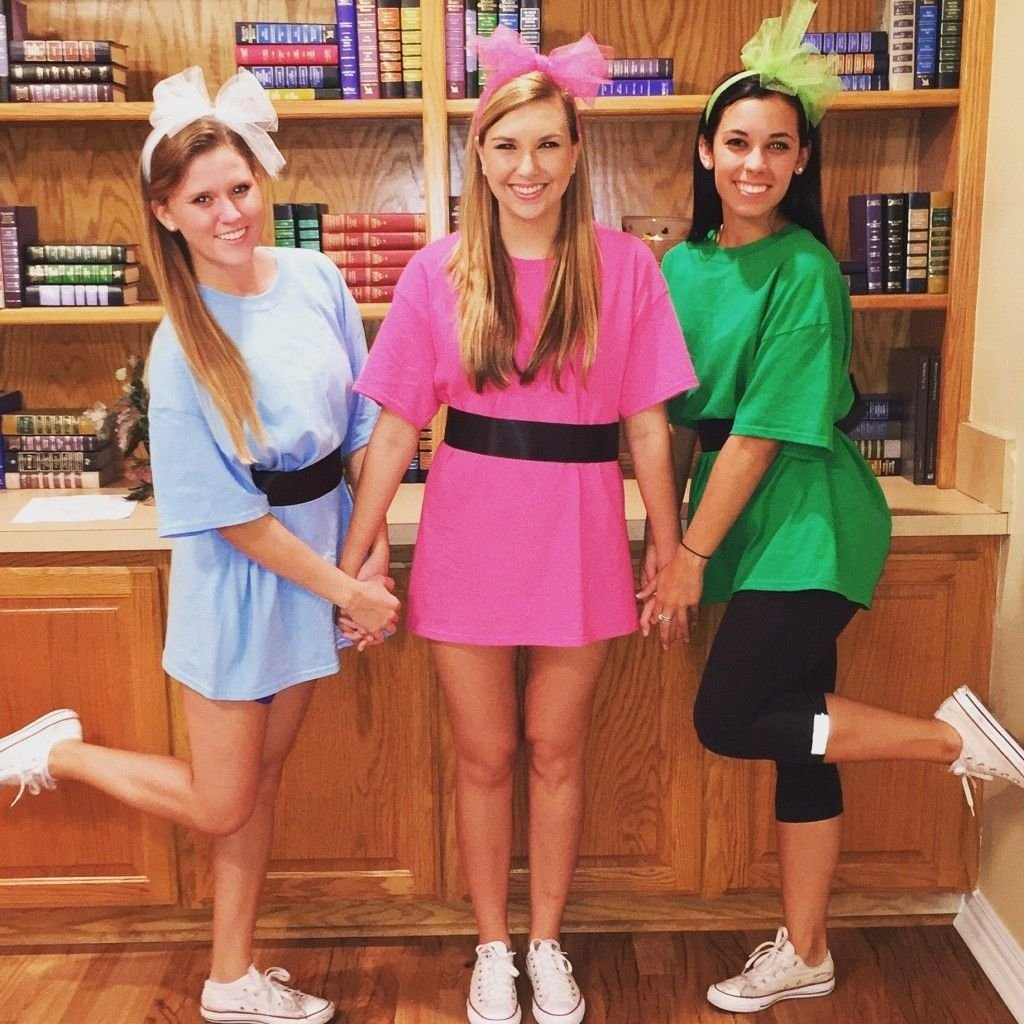 10 Awesome Costume Ideas For Three Girls 83fa9ea9ca80c59051d42e5800ba1f8a costumes pinterest costumes 4