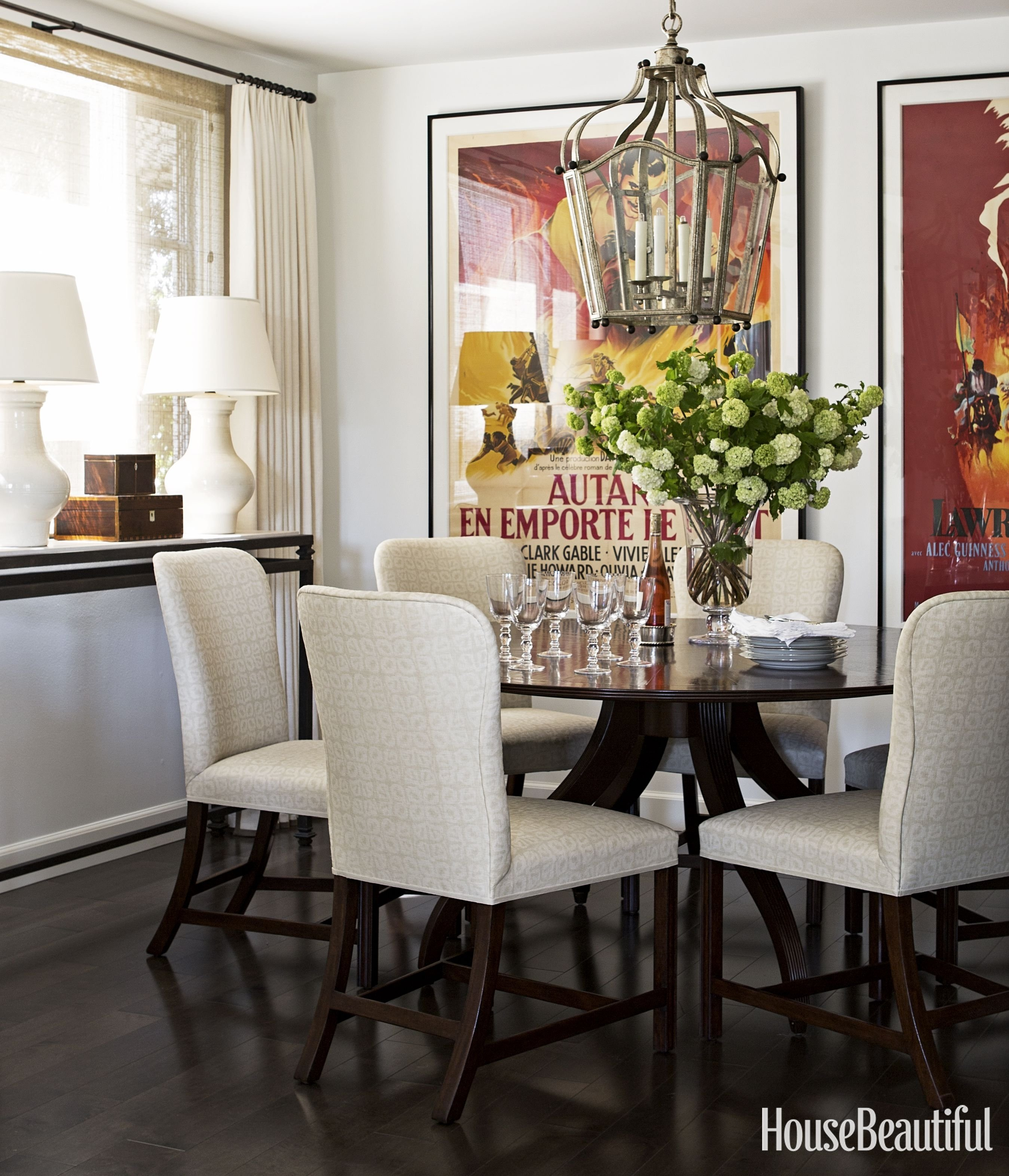 10 Fashionable Decorating Ideas For Dining Room 85 best dining room decorating ideas and pictures 5 2020