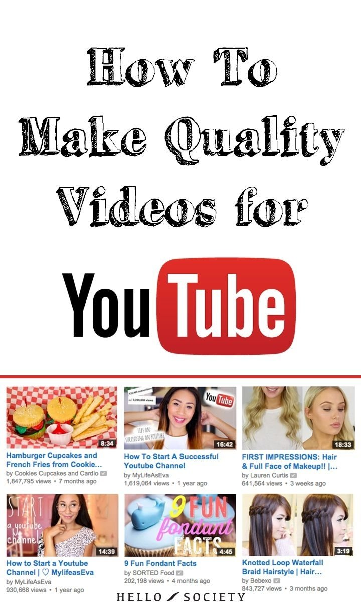 10 Stunning Funny Video Ideas For Youtube 88 best youtube for beginners images on pinterest youtube video 3