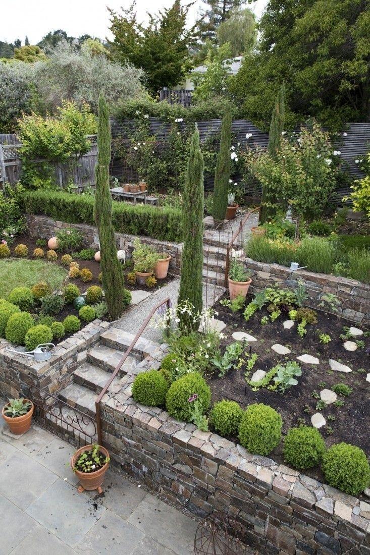 10 Lovable Landscape Ideas For A Slope 883 best landscaping a slope images on pinterest landscaping ideas 2021