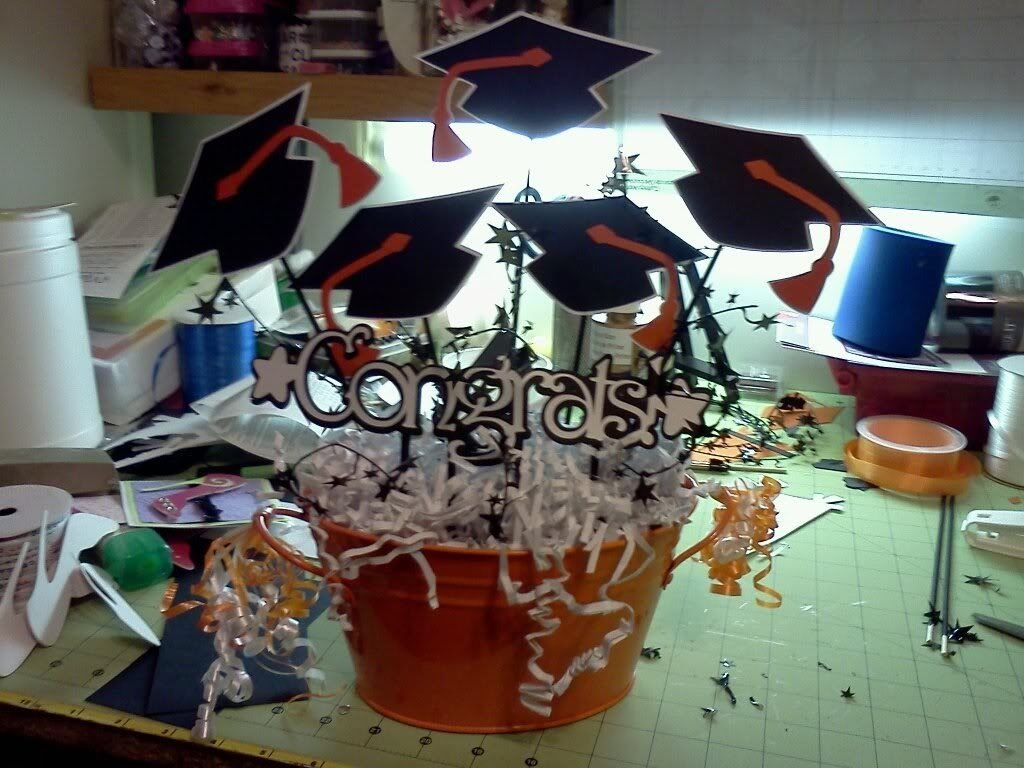 10 Cute High School Graduation Party Ideas For Guys 8th grade graduation party ideas center piece for daughter other 1 2020
