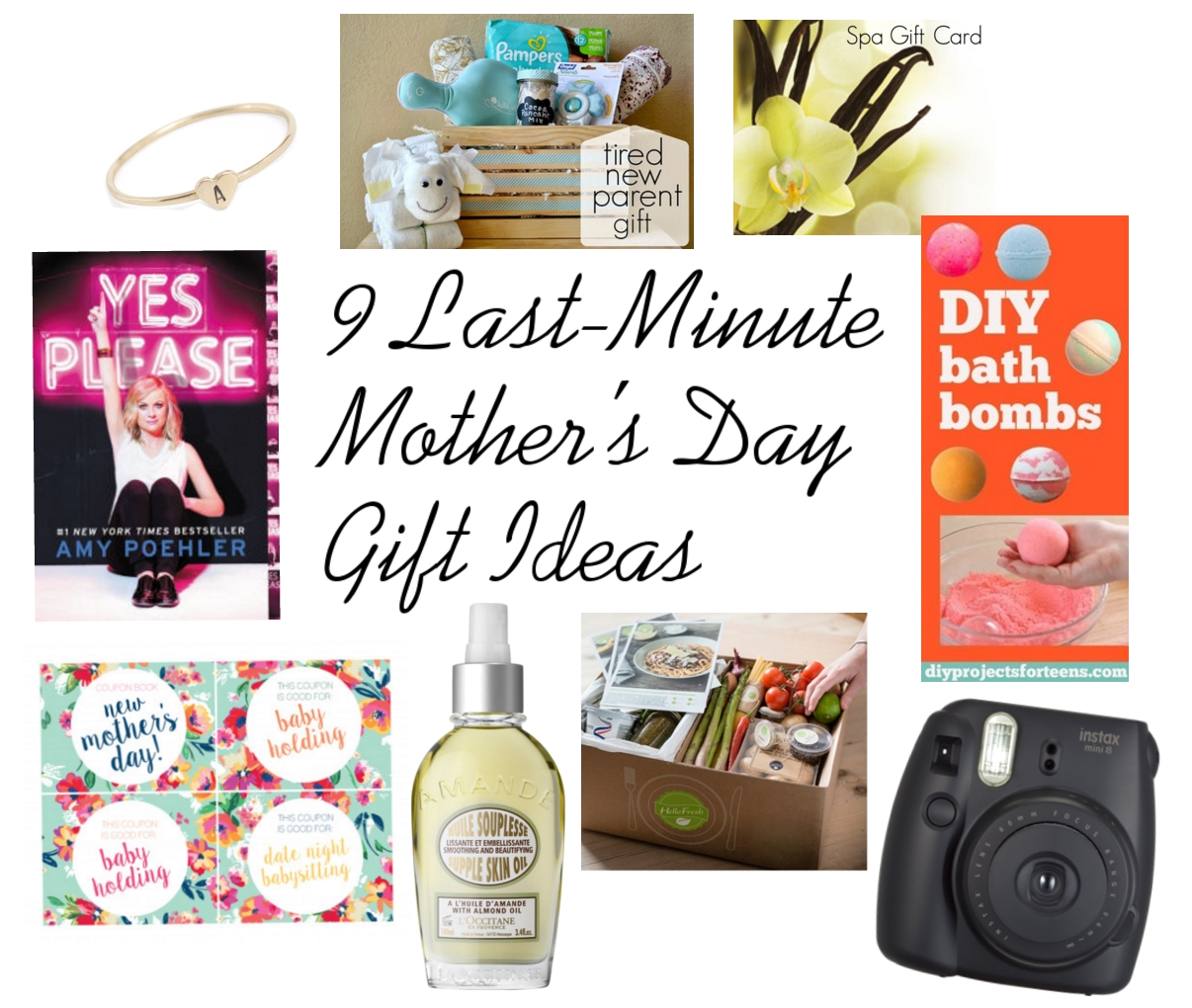 10 Famous Last Minute Gift Ideas For Mom 9 last minute mothers day gift ideas for new moms owlet blog 3 2021