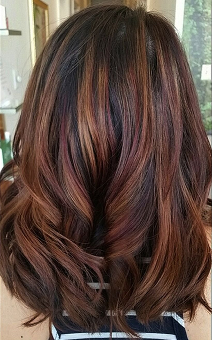 10 Spectacular Hair Color Ideas For Fall 90 best hair color ideas to try in this fall 2017 hair coloring 1 2020