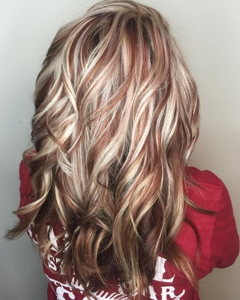 10 Attractive Hair Coloring Ideas For Blondes 90 best hair color ideas to try in this fall 2017 hair coloring 2 2020