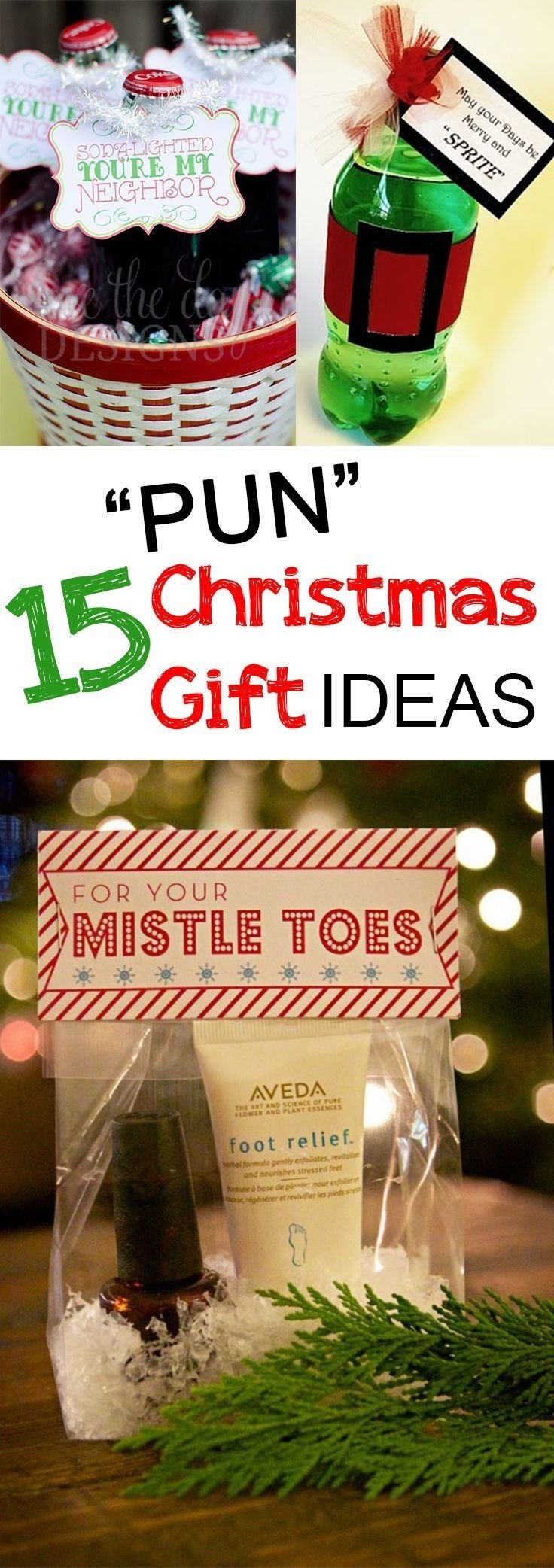 10 Best Christmas Gift Ideas For Clients 90 best play on words gift ideas images on pinterest gift ideas 2021