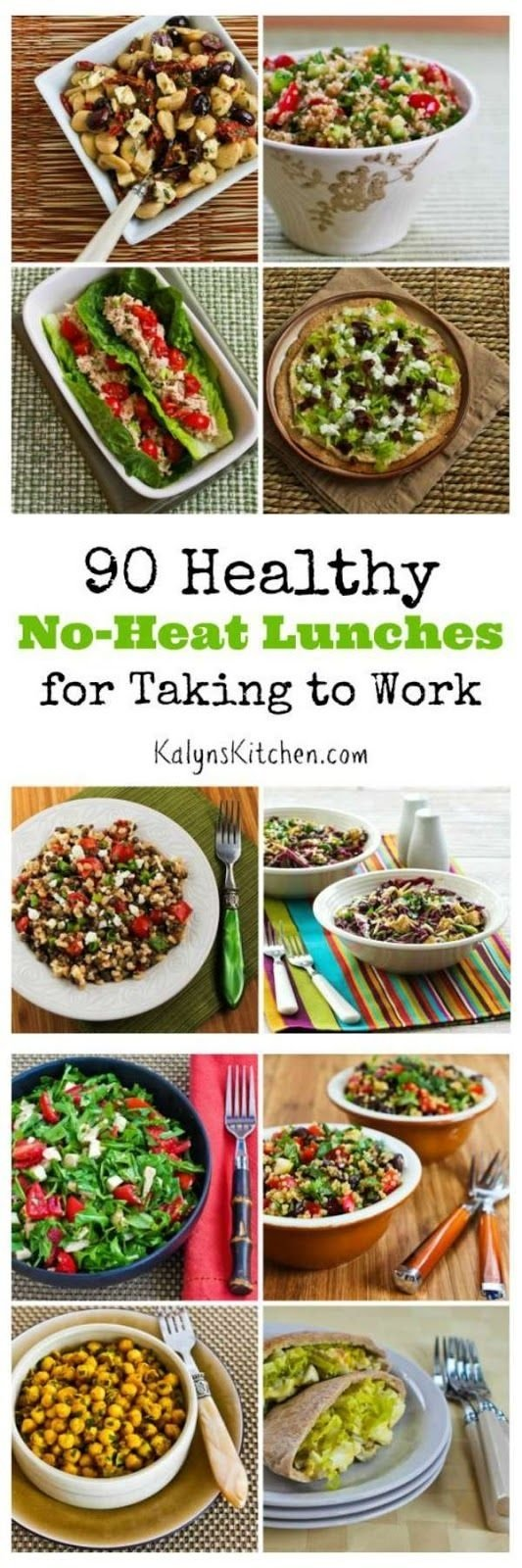 10 attractive lunch ideas for work no microwave
