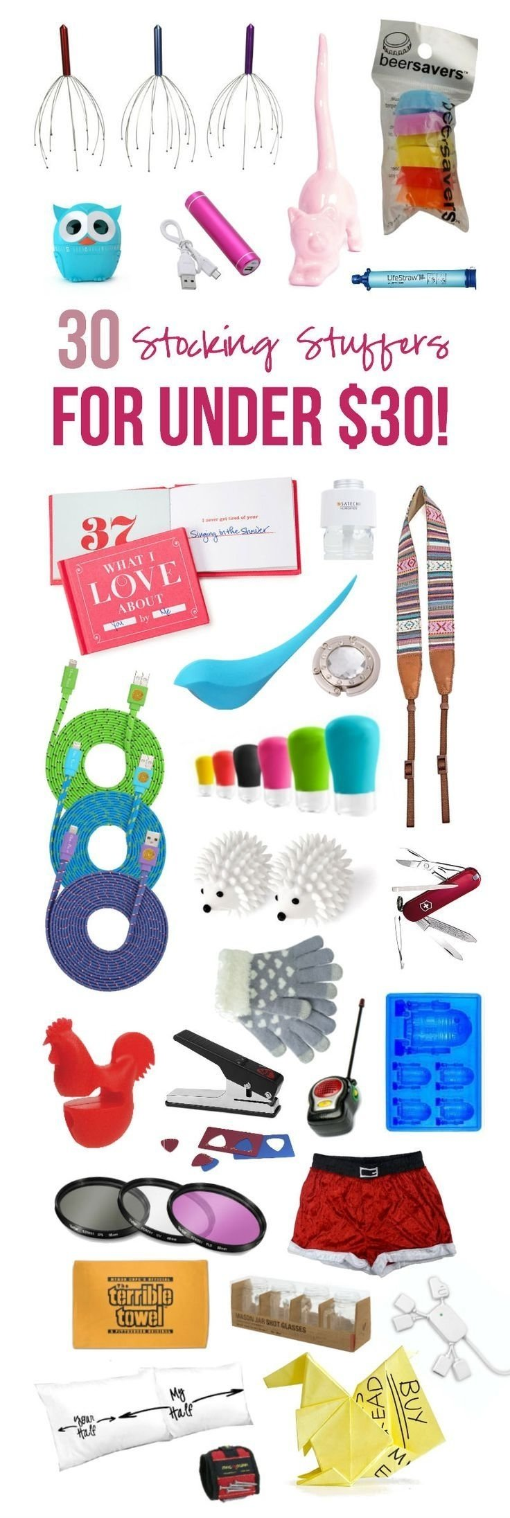 10 Wonderful Stocking Stuffer Ideas For Girlfriend 908 best stocking stuffers images on pinterest christmas presents