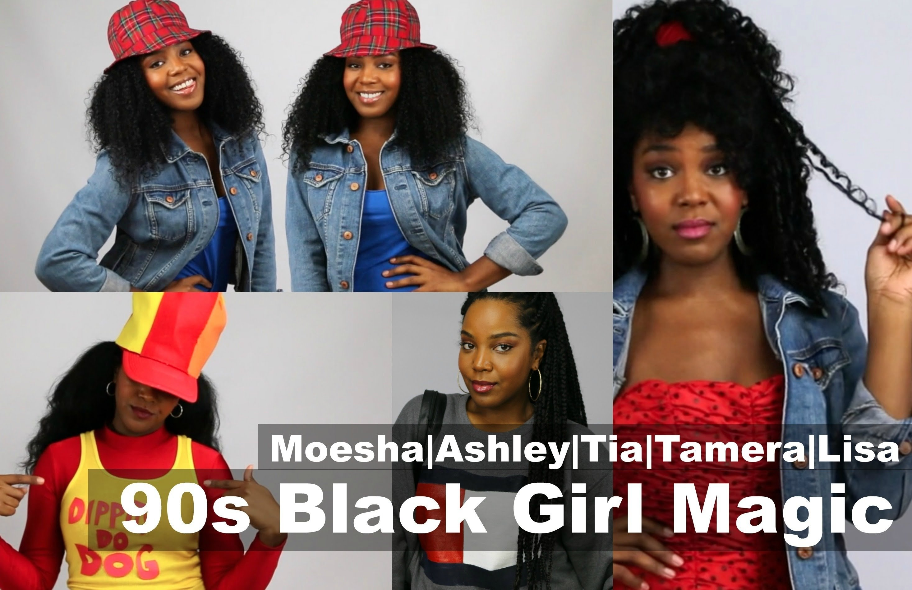 10 Most Recommended Black Girl Halloween Costume Ideas 90s sitcom brown girls hair fashion lookbook black girl magic 1 2020