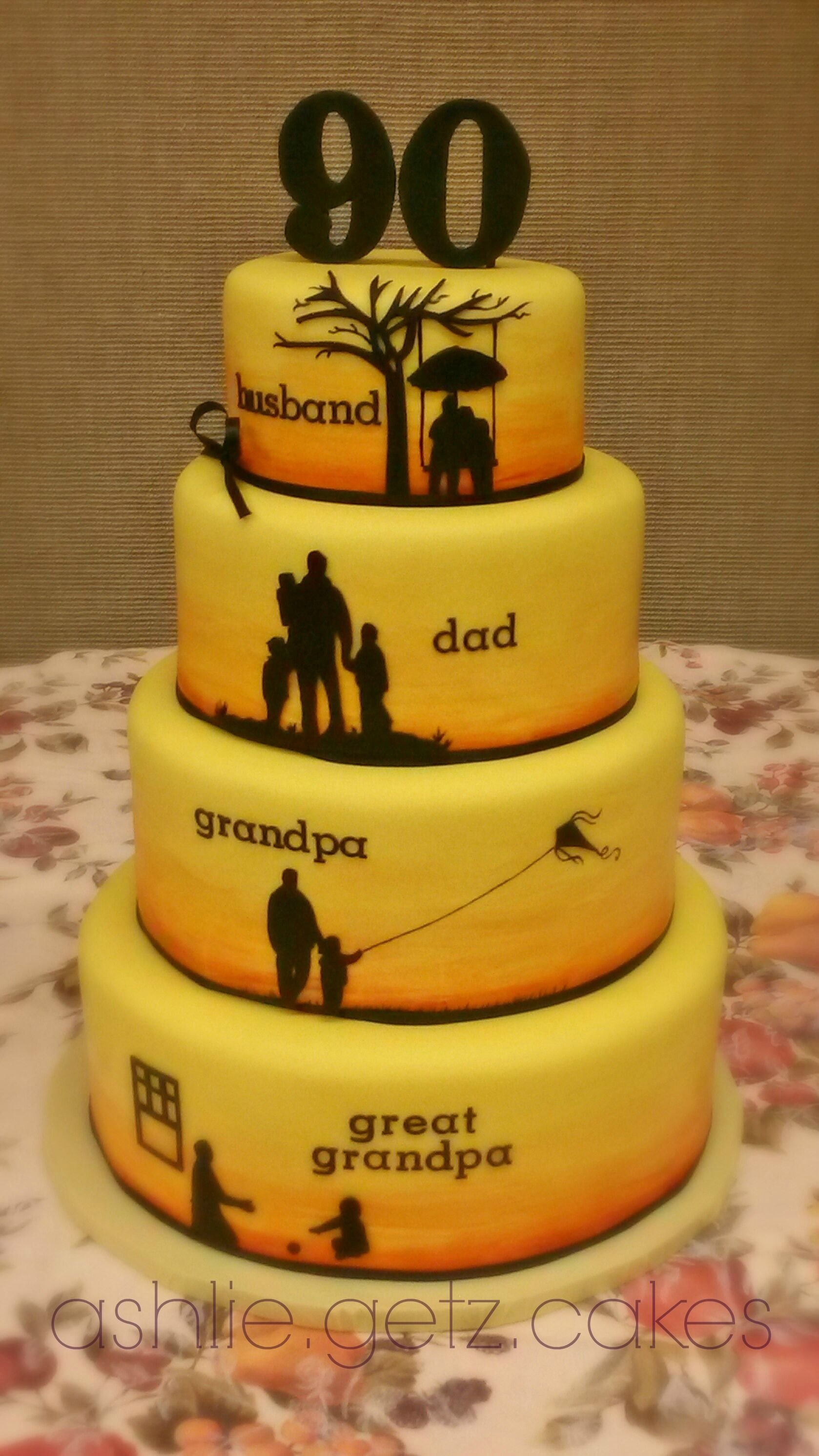 10 Perfect 90Th Birthday Gift Ideas For Men 90th Cake This Will Be