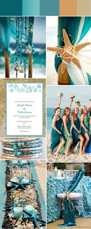 927 best beach wedding ideas images on pinterest | beach weddings