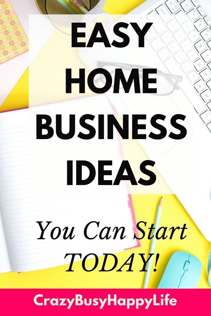 10 Cute Home Based Business Ideas For Men