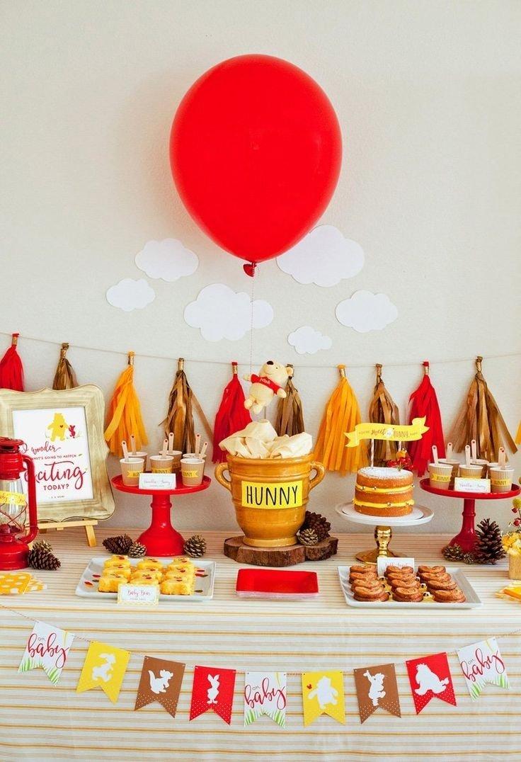 10 Pretty Winnie The Pooh Birthday Party Ideas 94 best winnie the pooh party ideas images on pinterest pooh bear 1