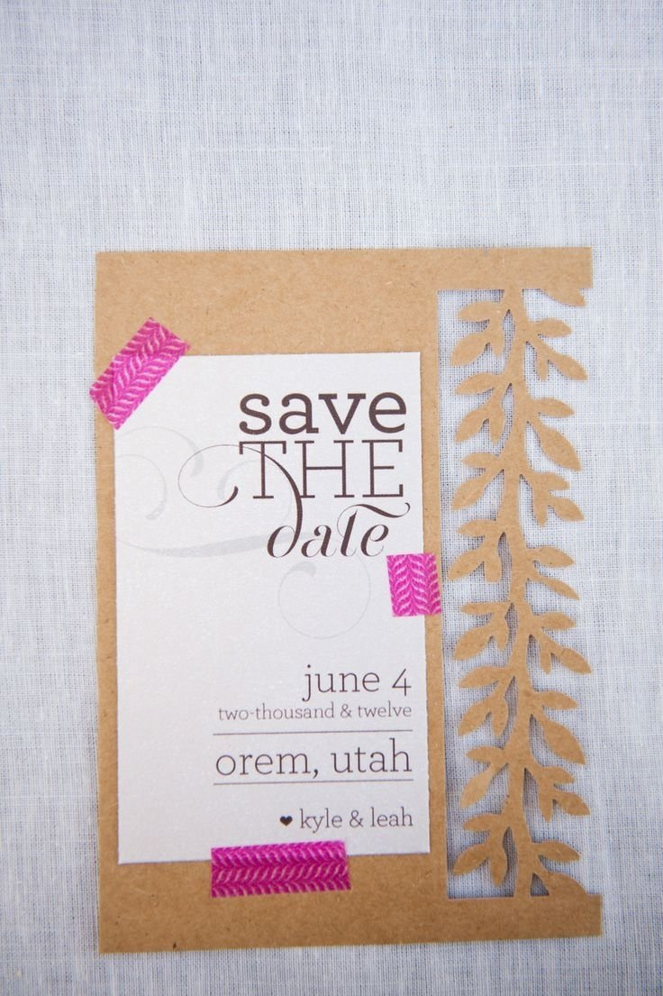 10 Most Recommended Save The Date Ideas Wedding 95 best save the date ideas images on pinterest invitations 1 2020