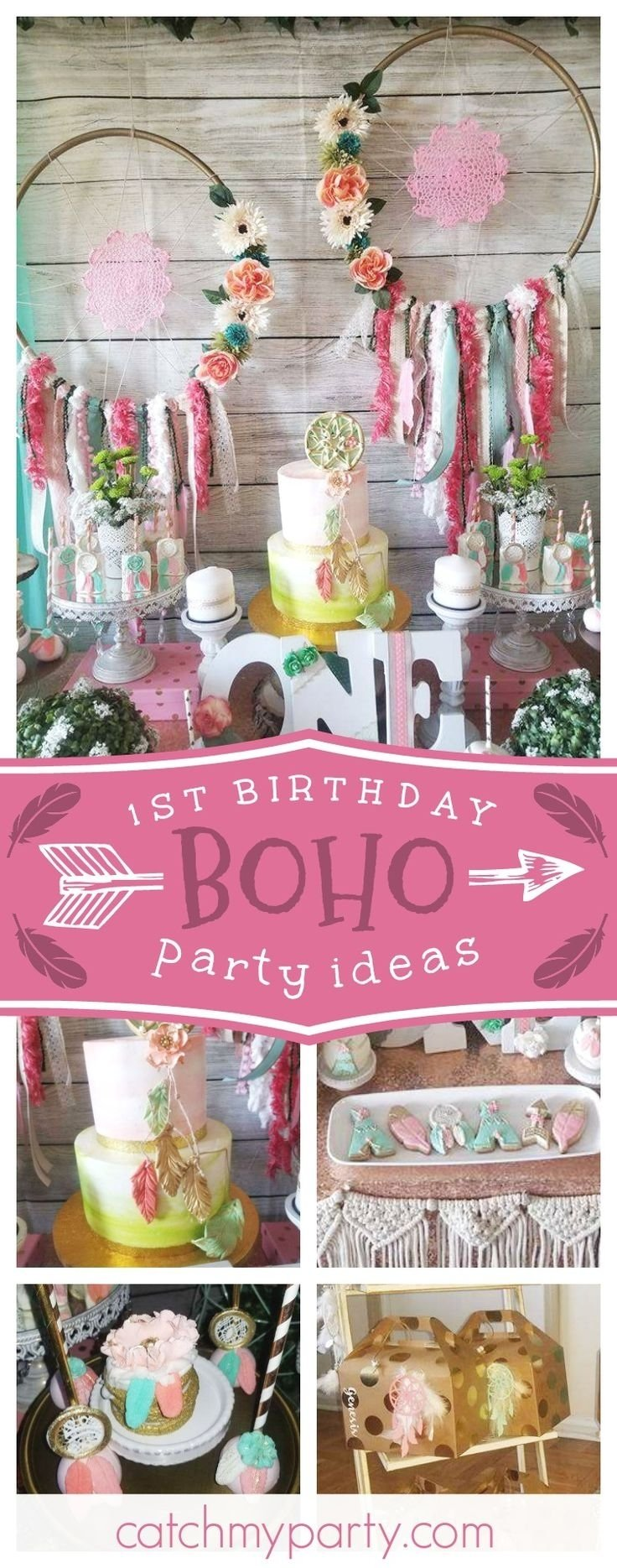 10 Lovely Baby Girl 1St Birthday Party Ideas 950 best 1st birthday girl party ideas images on pinterest 2021