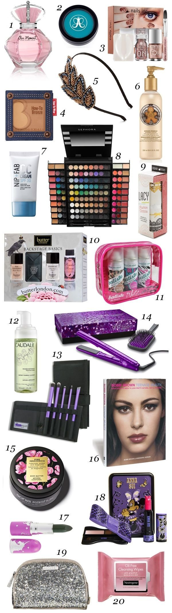 10 Stylish Gift Ideas For 14 Yr Old Girls 97 best christmas gifts for 14 year old girls images on pinterest 2020