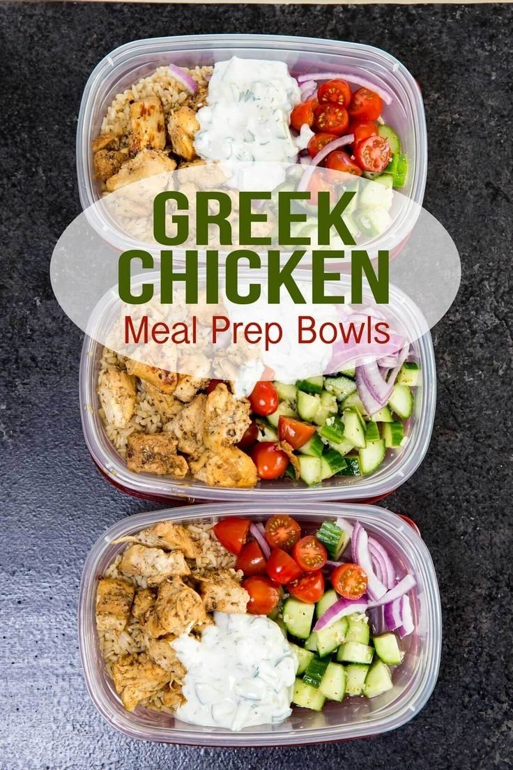 10 Fabulous Easy And Healthy Lunch Ideas 97 best meal prep inspiration images on pinterest healthy meals 4 2020