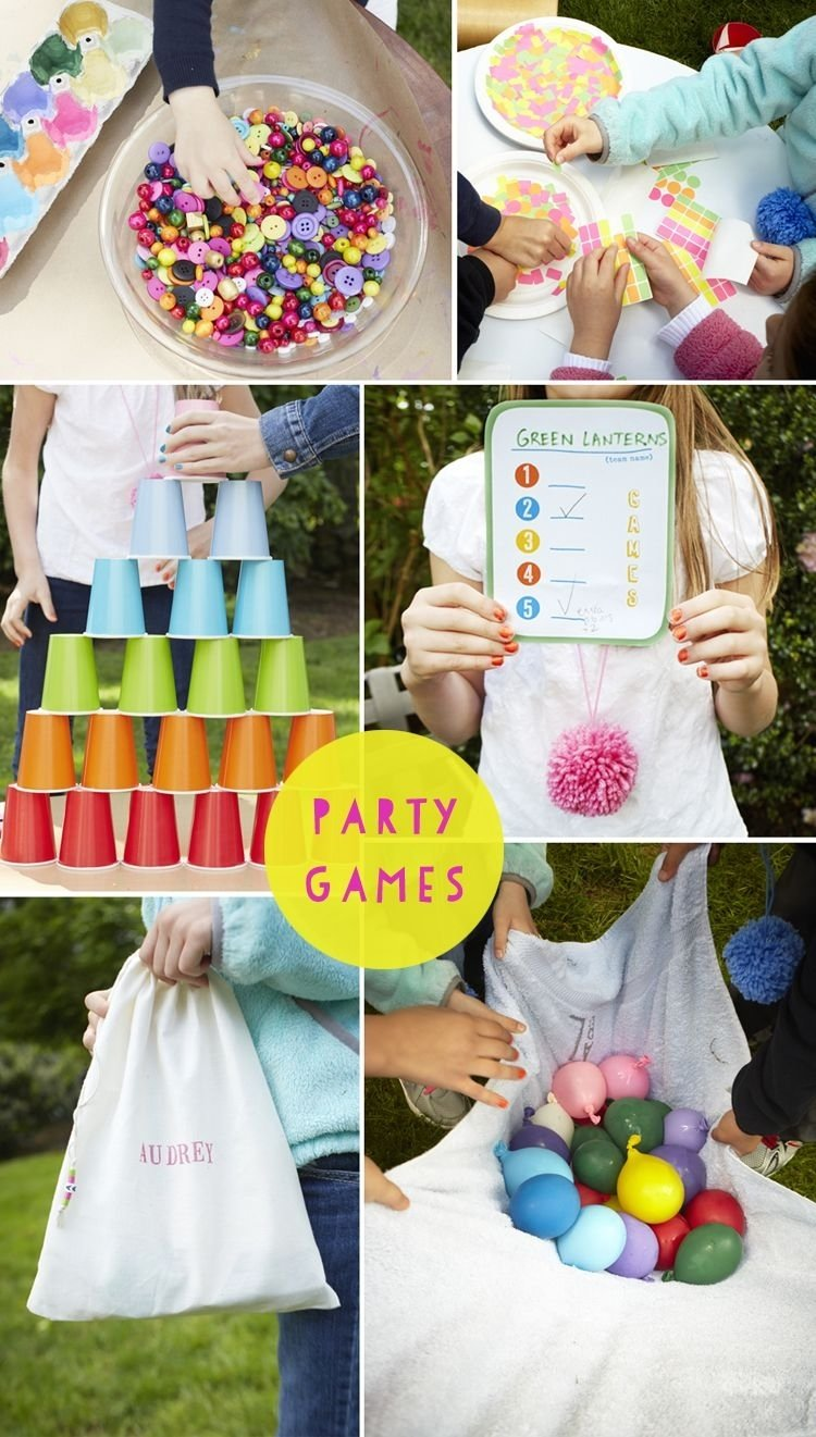 10 Perfect Party Game Ideas For Kids a backyard birthday backyard birthday parties birthday party 3 2021