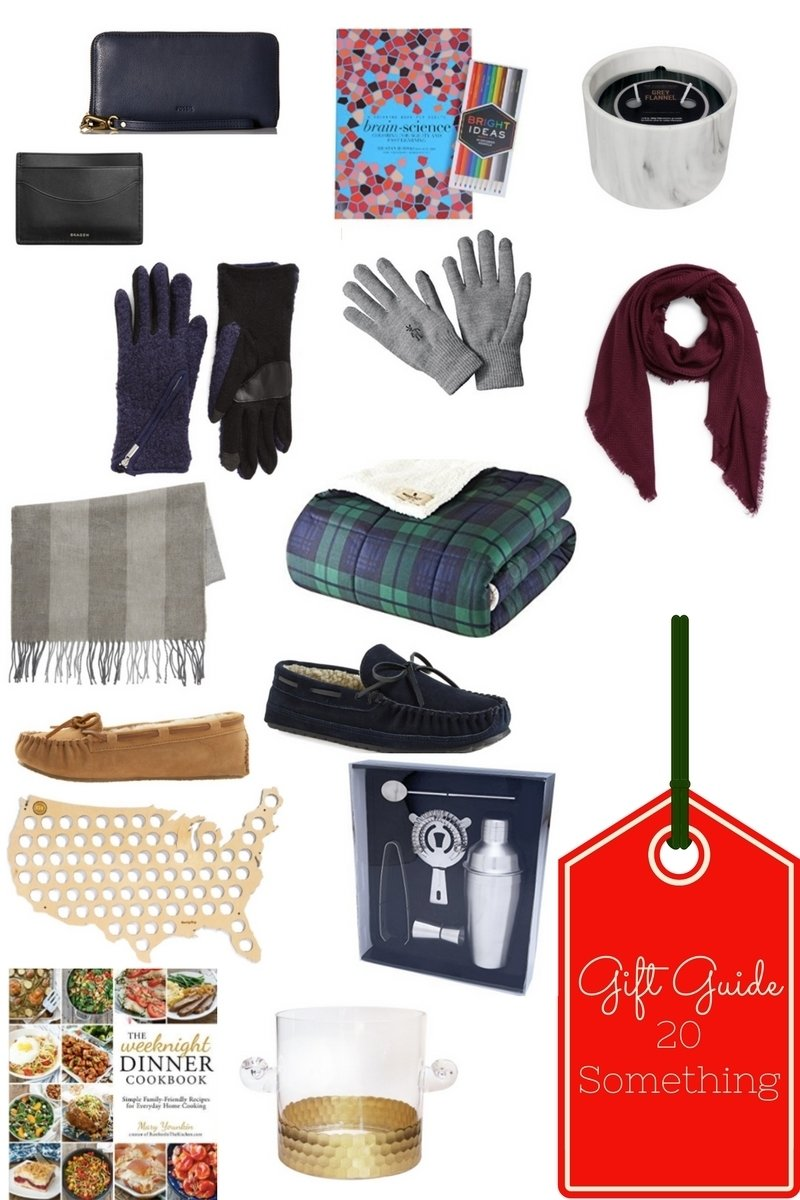 10 Awesome Gift Ideas For Twenty Somethings a blonde a briefcase gift guide for 20 somethings that dont 2020