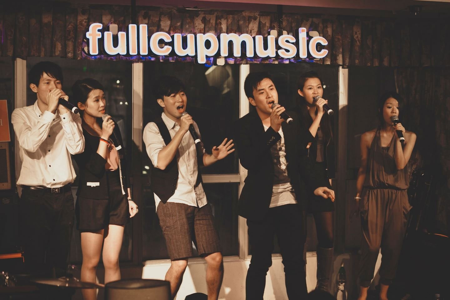 a cappella group hong kong | vocal harmony group hk | corporate