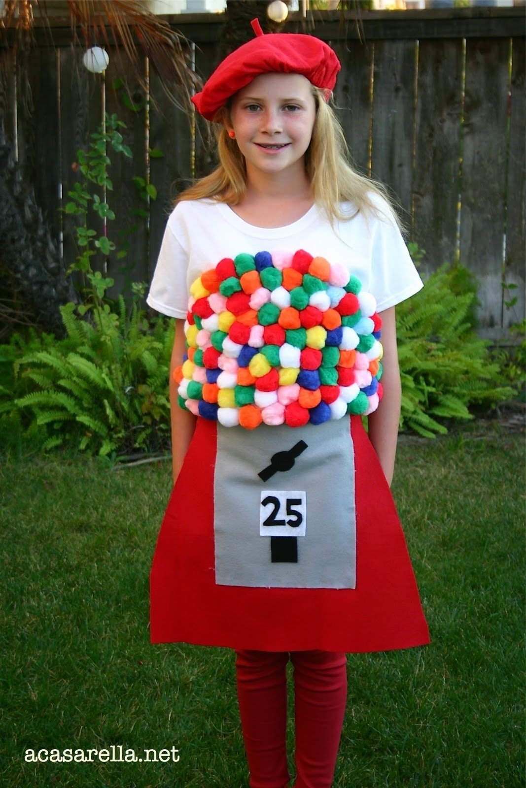 10 Awesome Good Homemade Halloween Costume Ideas a casarella gumball machine halloween costume holiday halloween