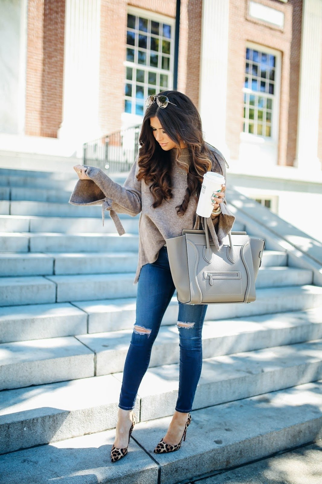 10 Most Recommended Pinterest Outfit Ideas For Fall a casual fall outfit from burlington vt the sweetest thing 1 2020
