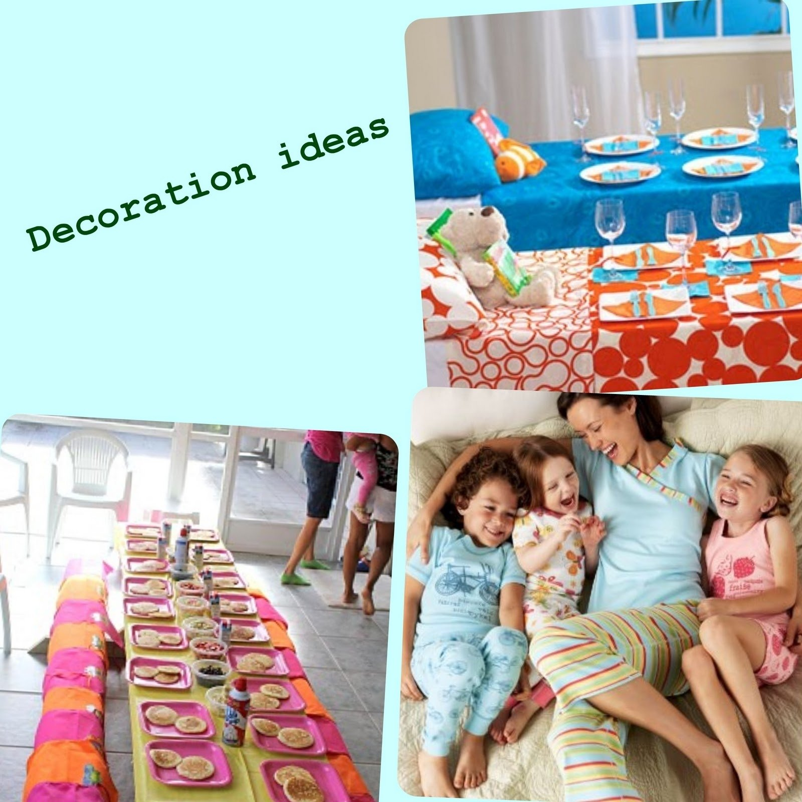 10 Amazing Pajama Party Ideas For Kids a chi chi affair a pancake and pyjama party crafts for kids 2020