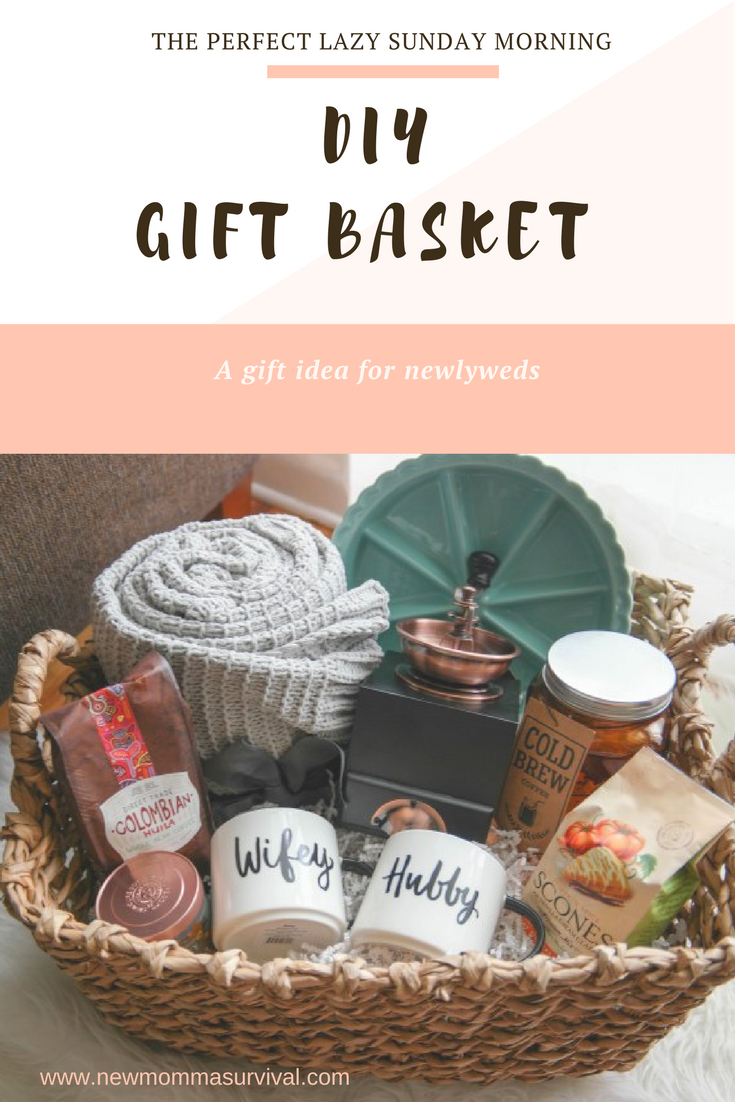 10 Most Recommended Valentines Day Ideas For Newlyweds a cozy morning gift basket a perfect gift for newlyweds christmas 2020